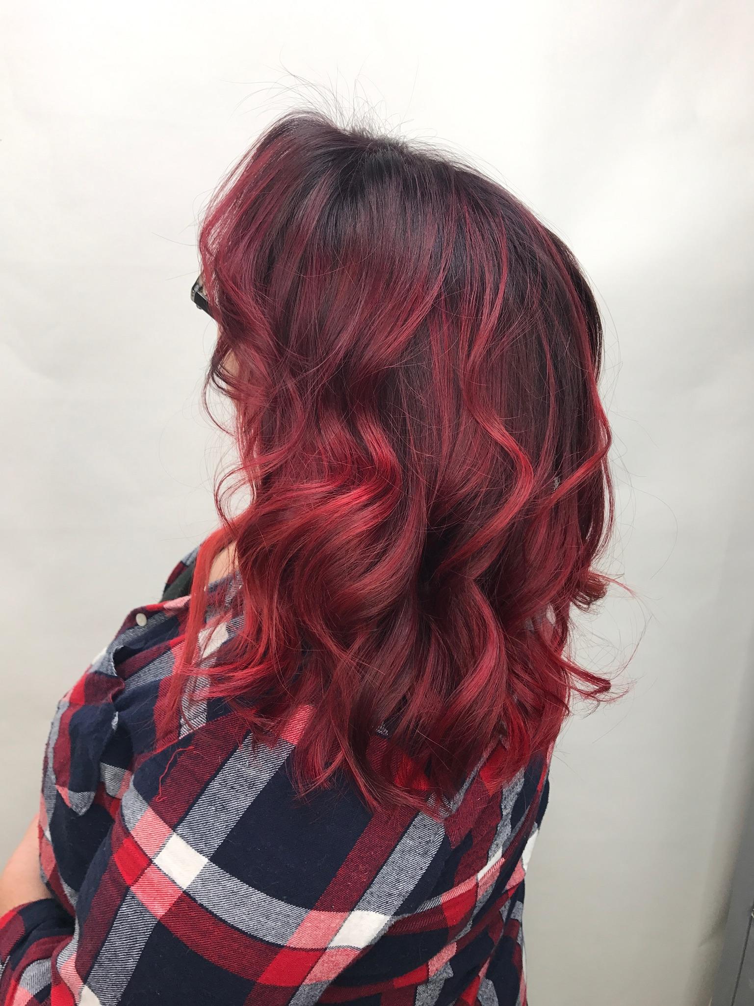 Haircolor Foushee Salonspa