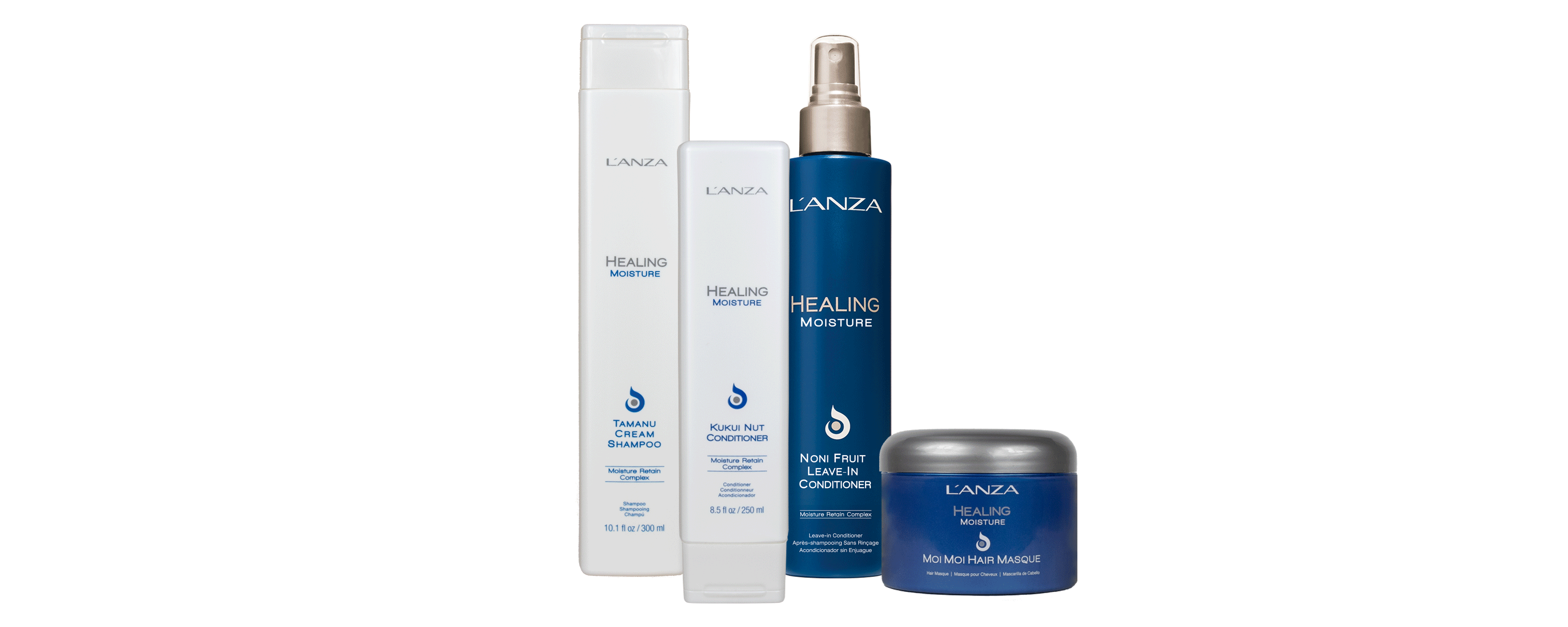 Healing Moisture Products